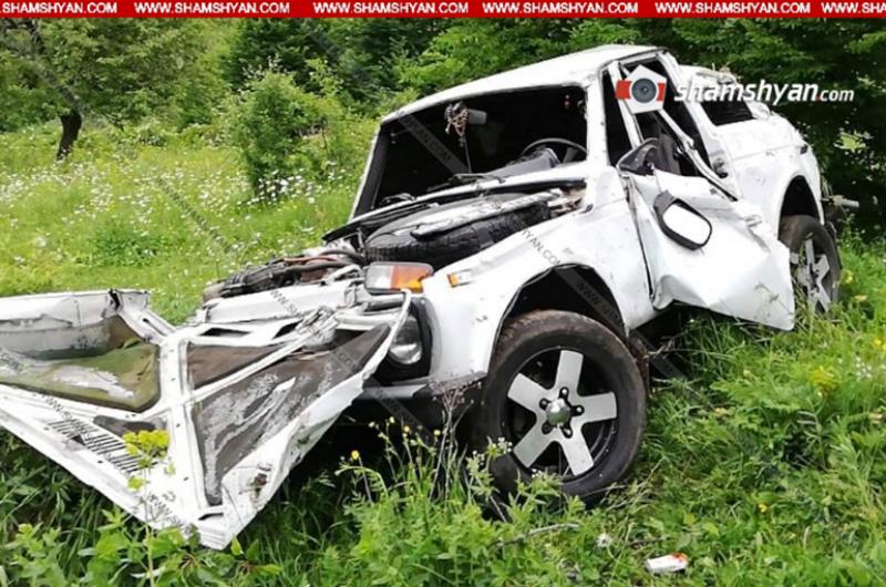 Լոռու մարզում 34-ամյա անտառապահը վթարի է ենթարկվել ու մահացել. նրա մեքենան հայտնաբերել է հայրը. Shamshyan.com