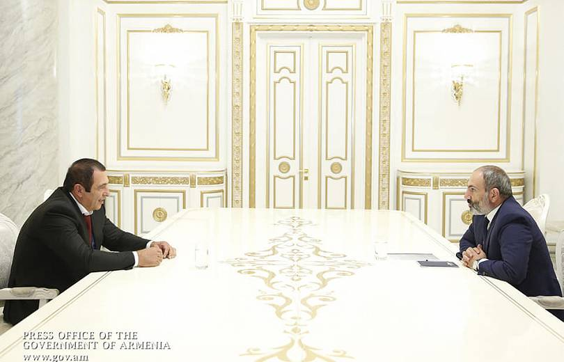 Նիկոլ Փաշինյանի և Գագիկ Ծառուկյանի հանդիպման արդյունքներով ստորագրվել է  հուշագիր