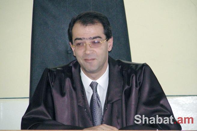 Ռուբեն Ներսիսյանը հանգիստ է վերաբերվում իր դեմ կարգապահական վարույթ հարուցելուն. «Ժողովուրդ»
