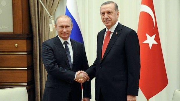 ՌԴ նախագահ Պուտինը երկօրյա այցով մեկնել է Թուրքիա