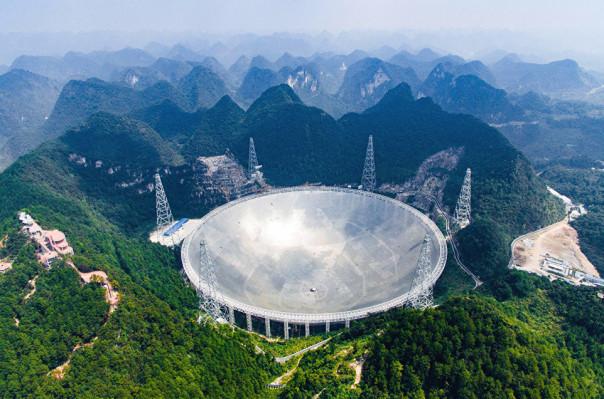 Աշխարհի խոշորագույն աստղադիտակը գործարկման պահից 11 նոր պուլսար է հայտնաբերել