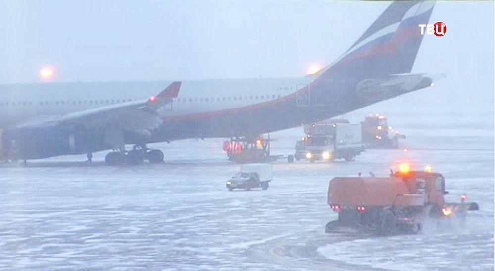Մոսկվայի օդանավակայաններում չեղարկվել և հետաձգվել է 40 չվերթ