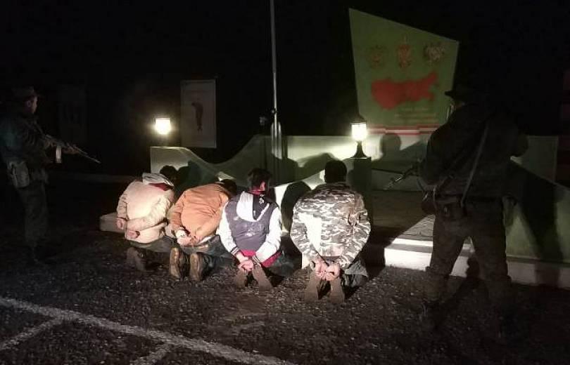 Ռուս սահմանապահները կանխել են հայ-թուրքական սահմանն ապօրինի հատելու փորձը
