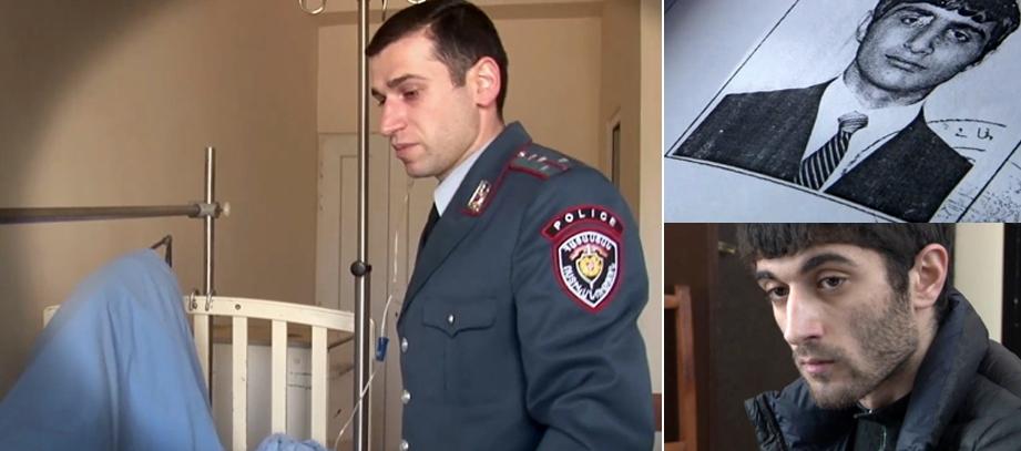 Կրակոցներ և դանակահարություն Արտաշատում. հետախուզվողներից մեկը հայտնաբերվեց (տեսանյութ)