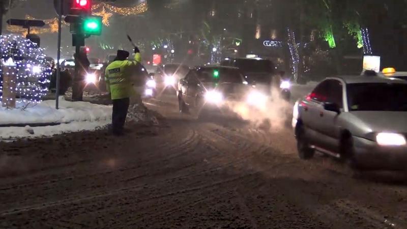 Իրավիճակը ավտոճանապարհներին տոնական օրերին (տեսանյութ)