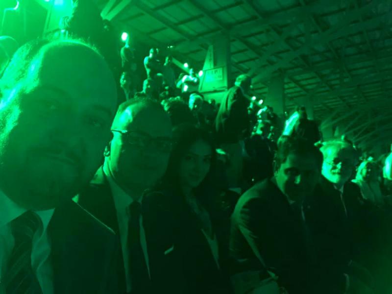 Համահայկական խաղերի բացում, հիմա․ Արայիկ Հարությունյանը լուսանկար է հրապարակել