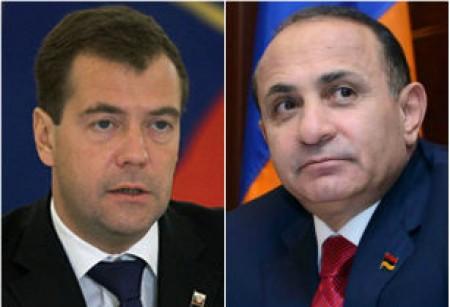 ՌԴ և ՀՀ վարչապետները քննարկել են ԵԱՏՄ նիստը Երևանից Մոսկվա տեղափոխելու հարցը