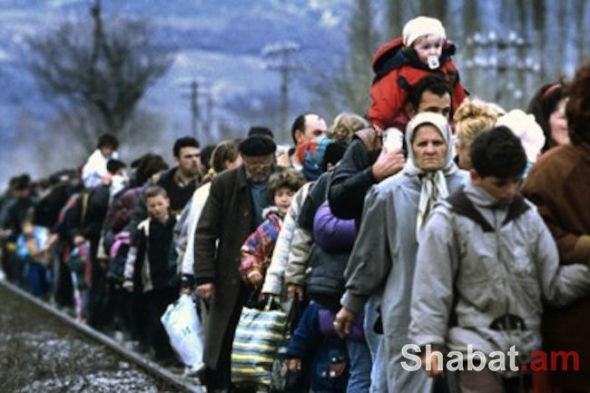 Եվրոպան տարեսկզբից ավելի քան 590 հազար միգրանտ է ընդունել