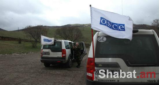 ԵԱՀԿ-ն հայ-ադրբեջանական սահմանին մշտադիտարկում կանցկացնի