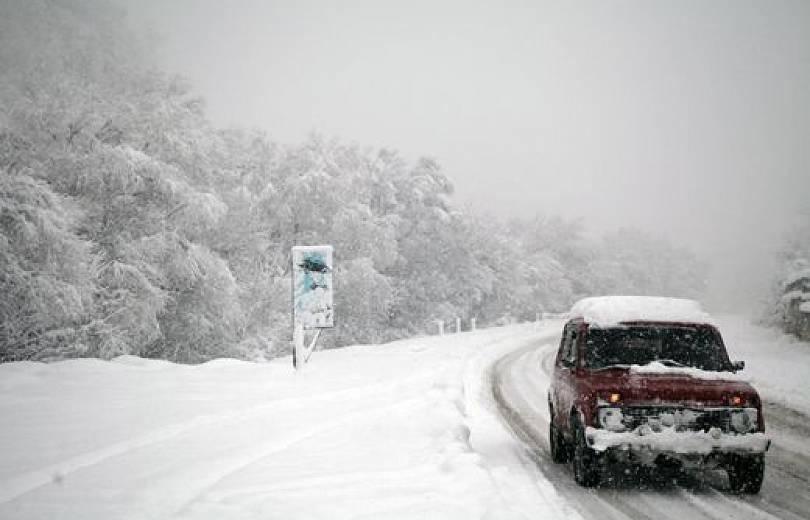 ՀՀ տարածքում կան դժվարանցանելի ու փակ ավտոճանապարհներ