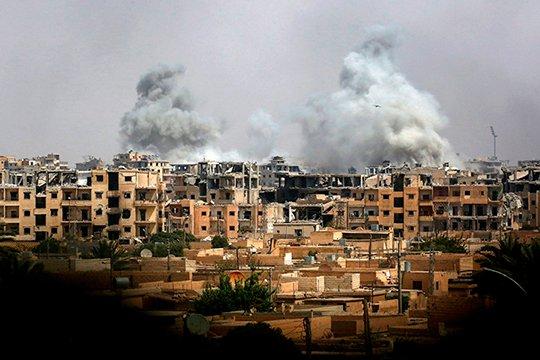 Սիրիայում կոալիցիայի ավիահարվածների զոհն է դարձել ավելի քան 20 խաղաղ բնակիչ