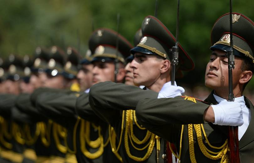 ՀՀ ԶՈՒ պատվո պահակայինները կմասնակցեն Մինսկում կայանալիք ռազմական շքերթին