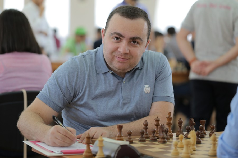 Տիգրան Պետրոսյանն Աէրոֆլոտ Օփենում տոնել է 3-րդ հաղթանակը