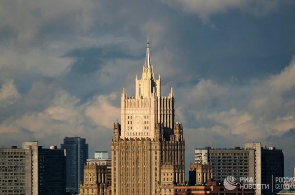 ՌԴ ԱԳՆ-ն Ուկրաինայում MH17 օդանավի կործանման մեջ ՌԴ-ին ուղղված մեղադրանքներն անհիմն է անվանել