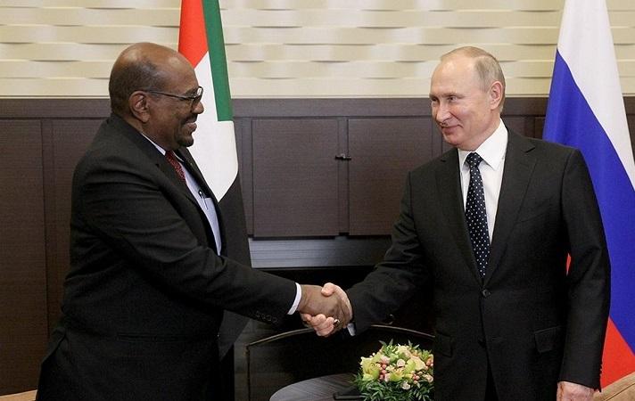 Պուտինը հանդիպելու է Սուդանի նախագահին, որը հետախուզման մեջ է գտնվում միջազգային դատարանի կողմից