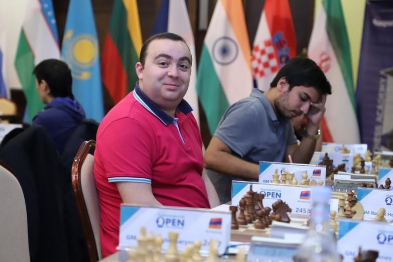 Տիգրան Պետրոսյանն Աէրոֆլոտ Օփենի առաջատարների խմբում է