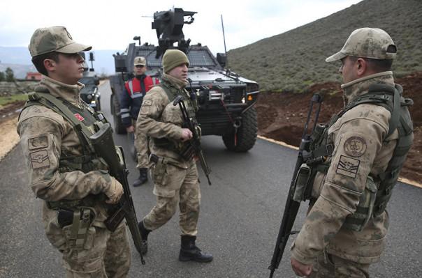 Թուրք զինվորականները ՔԱԿ-ի 8 անդամ են չեզոքացրել