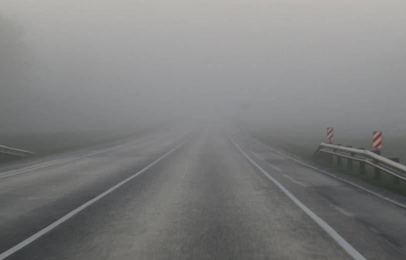 Հանրապետության որոշ ավտոճանապարհներին մառախուղ է