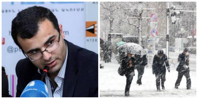 «Ձյունը գալու սովորություն ունի, հատկապես՝ ձմռանը»