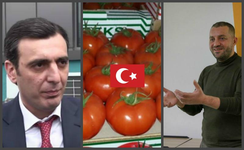 ««Սպայկա»-ի դեմ գործը վերաբերում է թուրքական լոլիկը Հայաստանով Ռուսաստան արտահանելուն»