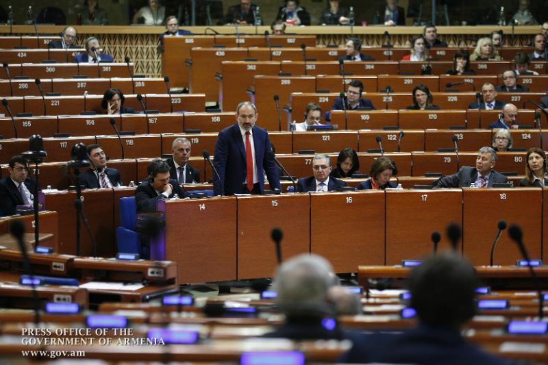Ես հայաստանամետ գործիչ եմ. Փաշինյանը՝ ռուսամետ-եվրոպամետ բաժանման մասին
