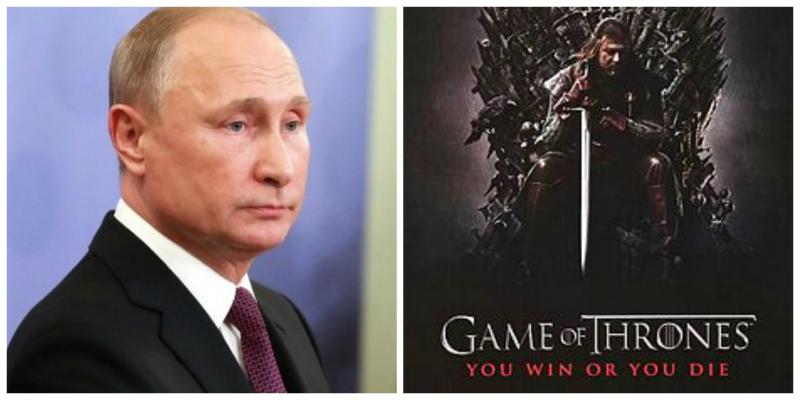 Պեսկովը պատասխանել է հարցին՝ արդյոք Պուտինը դիտում է «Գահերի խաղ»-ը