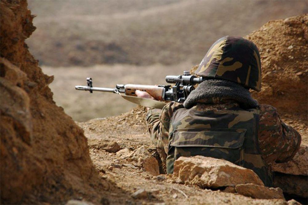 «Ադրբեջանական բանակը պատրաստ է ոչ թե խաղաղության, այլ պատերազմի». Բաքվի պատասխանը Դավիթ Տոնոյանին