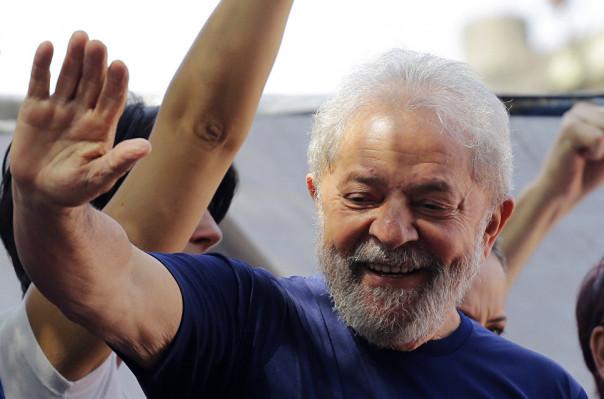 Բրազիլիայում կոռուպցիայի համար ազատազրկված նախկին նախագահին առաջադրել են նախագահի պաշտոնին