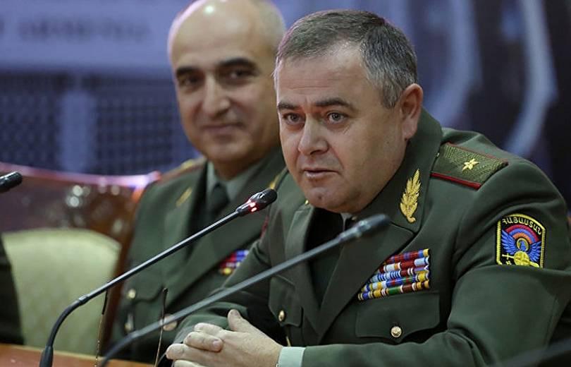 Կողջունենք մոտեցումը հայ-ադրբեջանական սահմանին, եթե մենք սկսենք բանակցություններ․ ՀՀ ԶՈՒ ԳՇ պետ