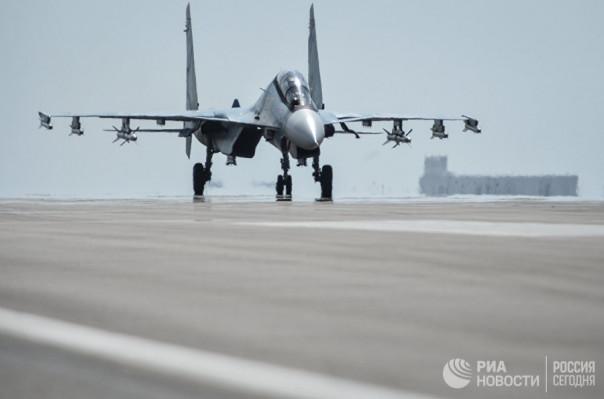 Սիրիայից 11 ռուսական ինքնաթիռ և ուղղաթիռ է վերադարձել մշտական տեղակայման դիրքեր
