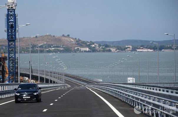 Ղրիմի կամուրջը չի հայտնվել Google-ի քարտեզներում