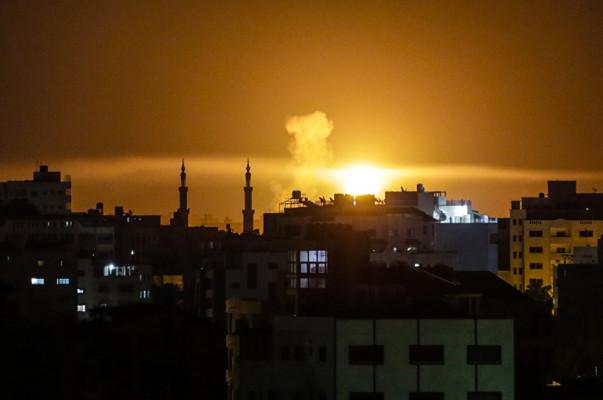 Գազայում իսրայելական օդուժի հարվածներից տուժել է 18 մարդ