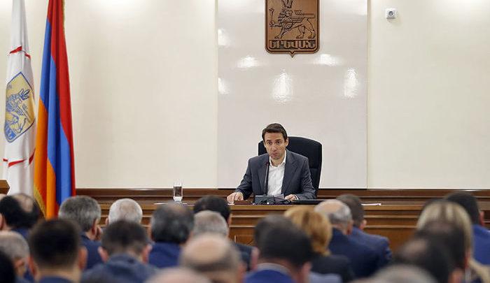Չորեքշաբթի օրը Երեւանի ավագանու նիստում ուշագրավ հարց է քննարկվելու. «Հրապարակ»