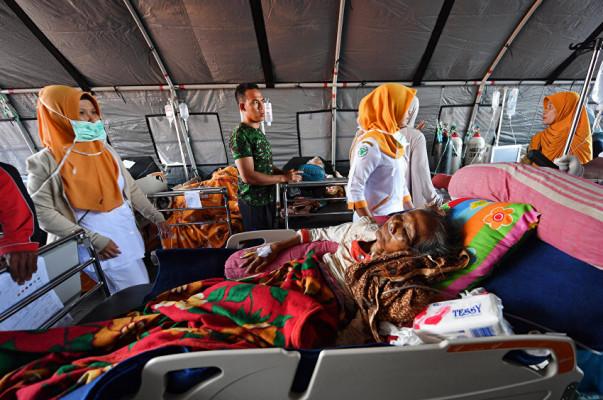 Ինդոնեզիայում հստակեցվել է երկրաշարժի զոհերի թիվը․ մահացել է 321 մարդ