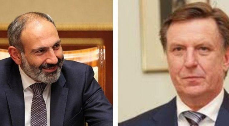 Հայաստանն ու Լատվիան համագործակցելու մեծ ներուժ ունեն. Լատվիայի վարչապետը շնորհավորել է Նիկոլ Փաշինյանին