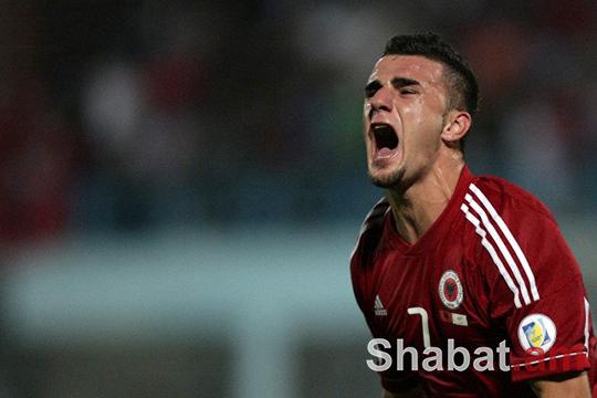 Հայաստան – Ալբանիա՝ 0:3. Սադիկուն երրորդ գնդակն է ուղարկում Հայաստանի ընտրանու դարպասը