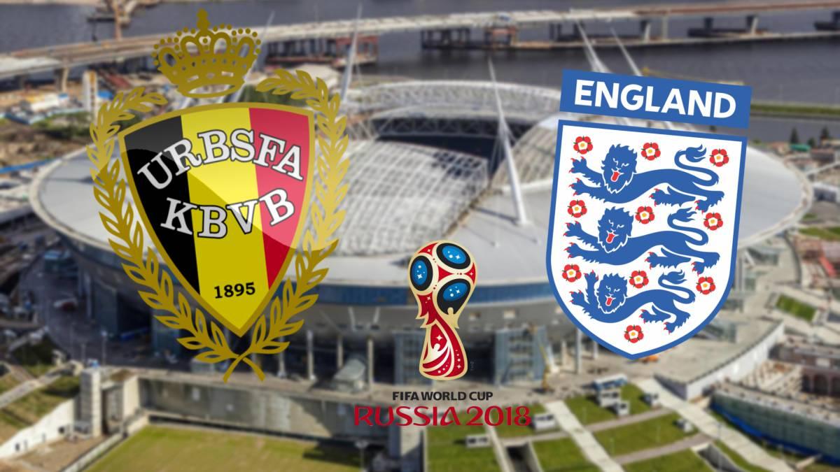 Բելգիա-Անգլիա խաղի մեկնարկային կազմերը