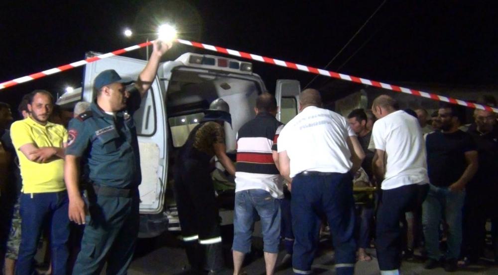 Ավտովթար Երևանում. վարորդը մահացել է