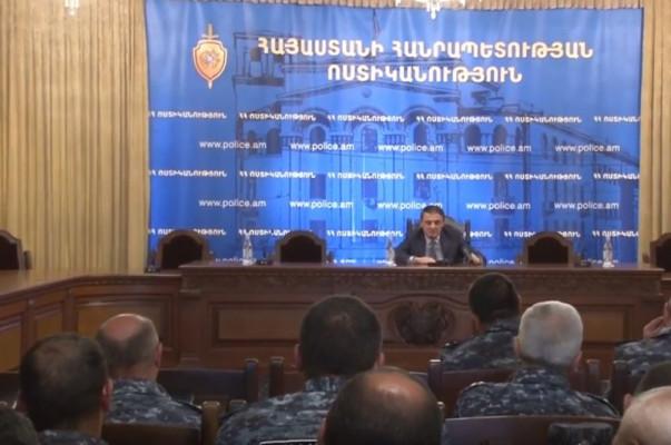 Ոստիկանության զորքերի առաջին հերթափոխը օգոստոսի 23-ին կմեկնի Տավուշ` մարտական դիրքերը պաշտպանելու (տեսանյութ)