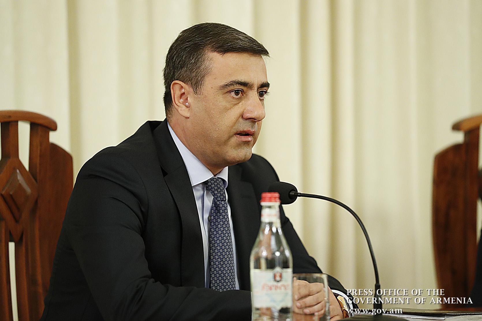 Էդուարդ Մարտիրոսյանը վստահեցնում է՝ Ազգային անվտանգության ծառայությունը ոչնչով կաշկանդված չէ