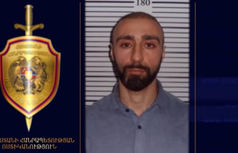 Թմրանյութերի ապօրինի շրջանառության մեջ կասկածվող Վրաստանի քաղաքացին բերման է ենթարկվել