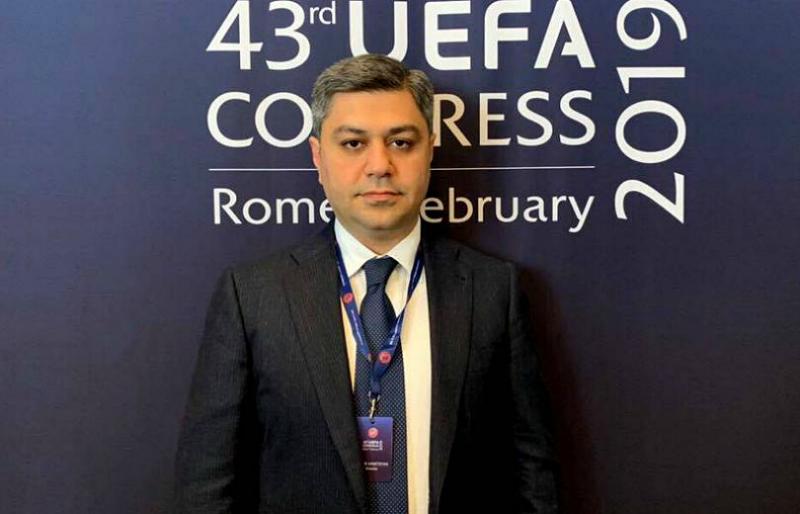Արթուր Վանեցյանը մասնակցել է ՈՒԵՖԱ-ի 43-րդ կոնգրեսին