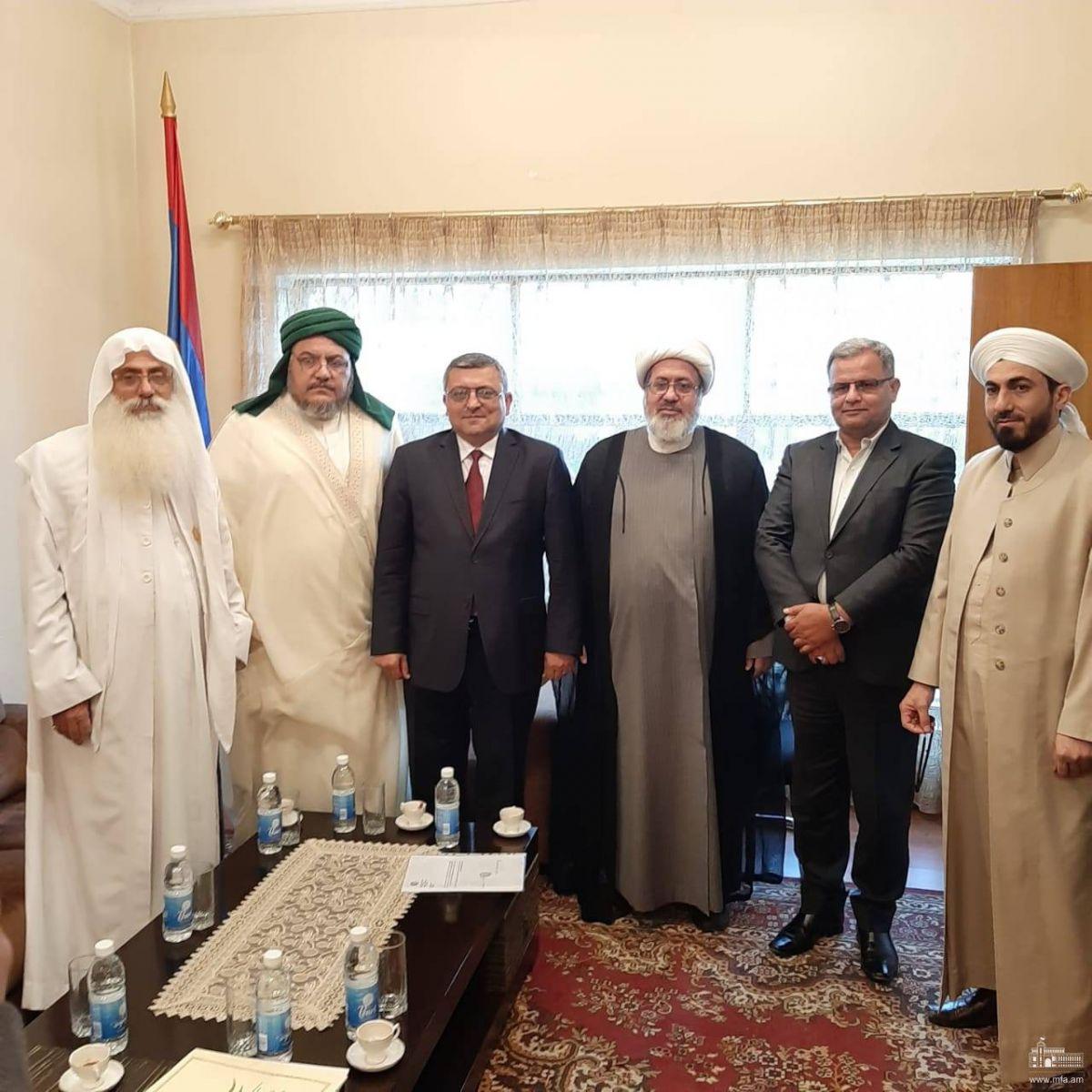 Թուրքիայի իշխանությունները պետք է հայցեն հայ ժողովրդի ներողամտությունը. Իրաքի Կրոնական ազգային խորհրդի նախագահ