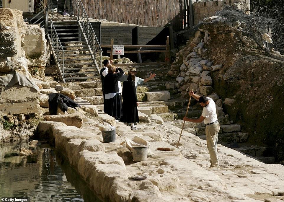 Իսրայելը ցույց է տվել այն ճանապարհը, որով, ըստ հրեական ավանդության Քրիստոսը հասել է Երուսաղեմ (լուսանկարներ)