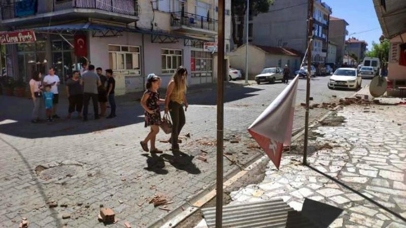 Թուրքիայում երկրաշարժի հետևանքով մոտ 400 տուն է վնասվել, կա 78 տուժած