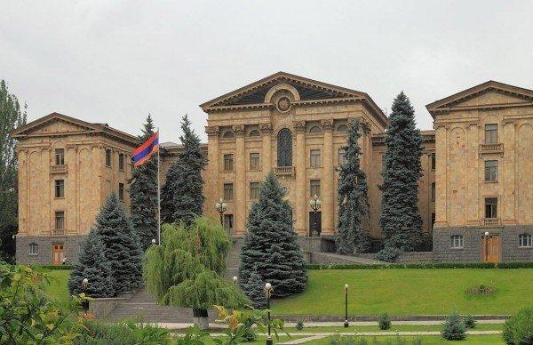 Ազգային ժողովի  հերթական նիստը մեկնարկել է (ուղիղ)