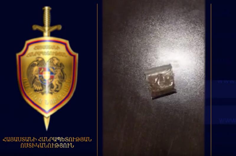 Ոստիկանության Քանաքեռ-Զեյթունի բաժին բերման ենթարկվածների խուզարկությամբ «սփայս» տեսակի թմրանյութ է հայտնաբերվել (տեսանյութ)