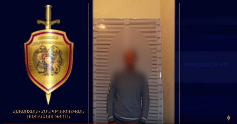 25-ամյա երիտասարդն անասնաբուժական կետից գողացել է բանկային քարտեր, փաստաթղթեր ու փող