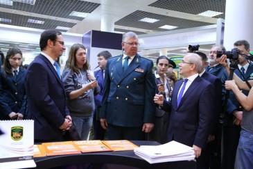 ՀՀ մաքսային համակարգը` «Մաքսային ծառայություն-2015» միջազգային ցուցահանդեսում