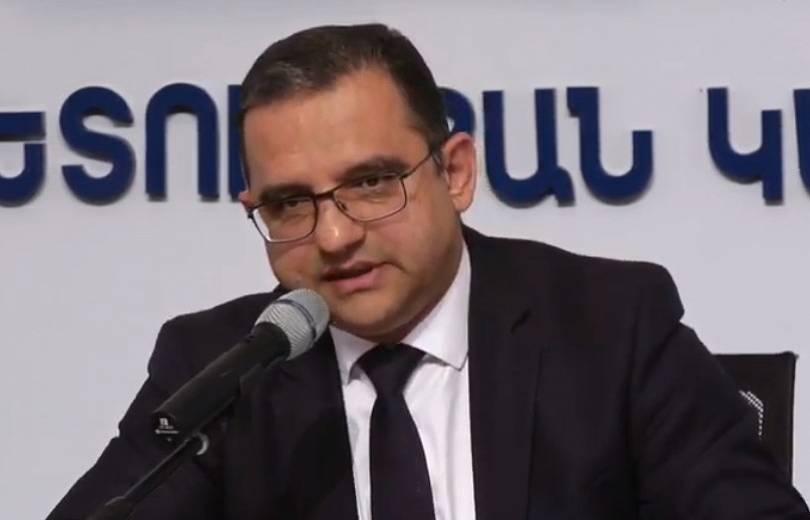 Հայաստանի էլեկտրոնային ստորագրությունը կգործի նաեւ ԵԱՏՄ մյուս երկրներում. Տիգրան Խաչատրյան
